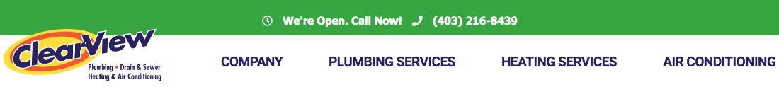 ClearView Plumbing & Heating